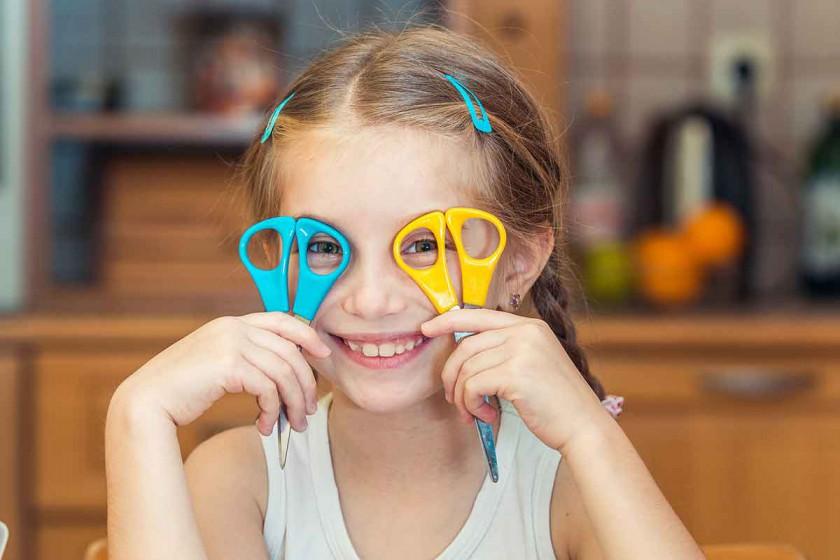 Linkshänderschere-Bastelschere-für-Kinder